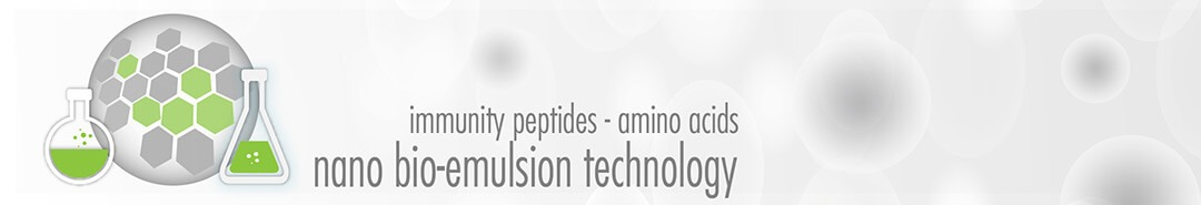 Nano bio-emulsion technology