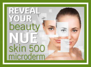 Reveal Your Beauty Nue Skin 500 Microdermabrasion