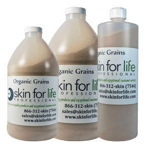 Organic Walnut Exfoliation Grains